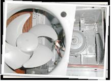 エアコンレスキューの換気扇掃除